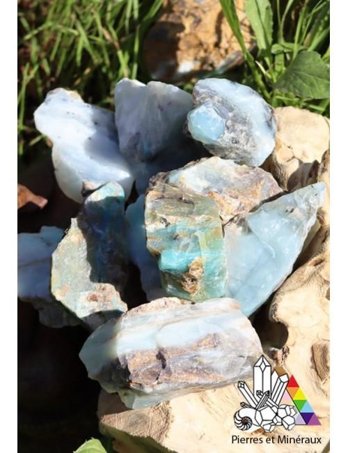opale bleue