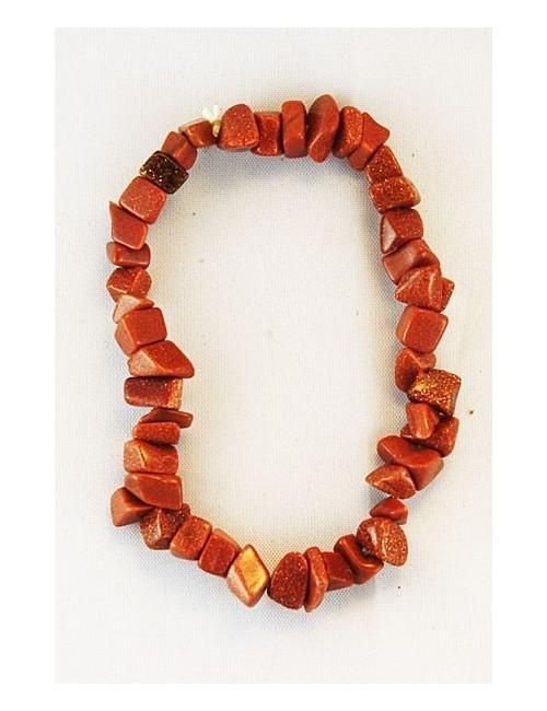 Bracelet pierre du soleil synthèse