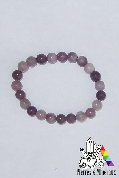 bracelet lepidolite